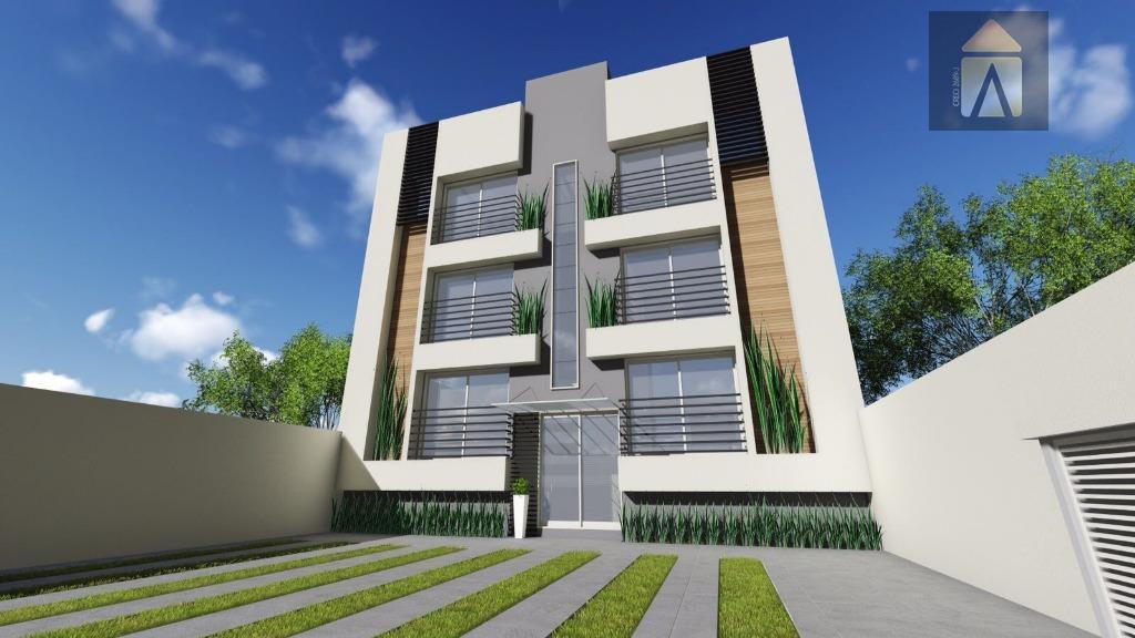 Apartamento residencial à venda, Cordeiros, Itajaí - AP1065.