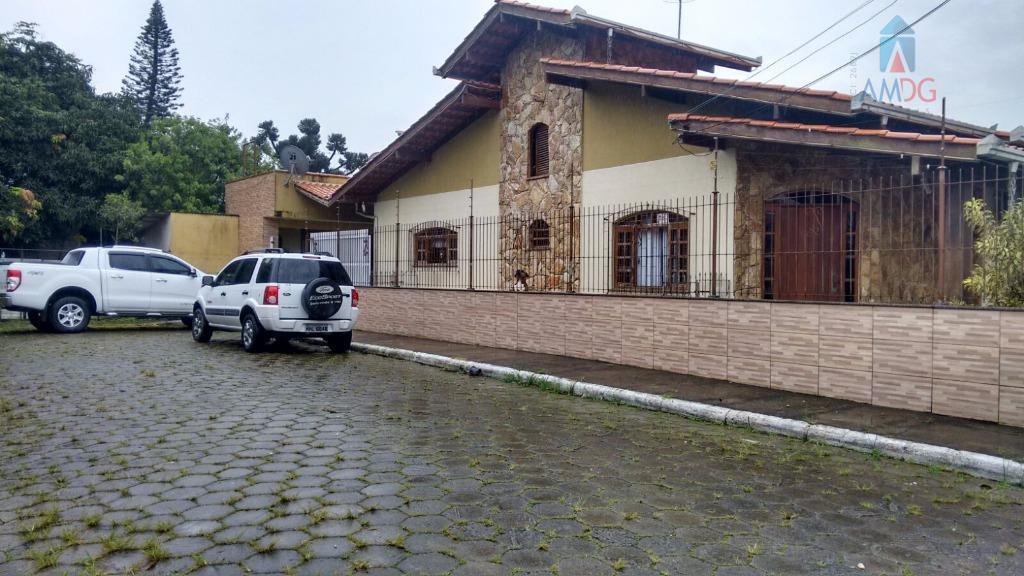 Casa residencial à venda, Cordeiros, Itajaí - CA0342.