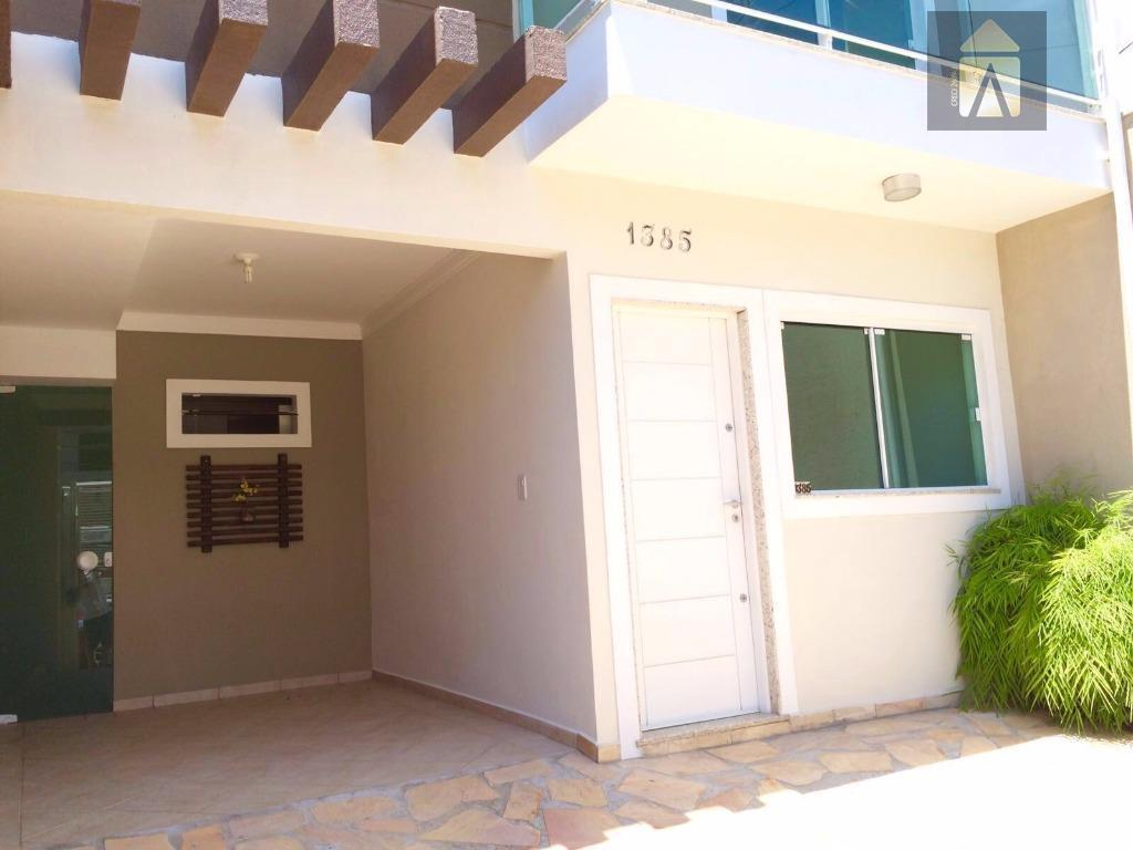 Sobrado residencial à venda, Centro, Balneário Camboriú - SO0112.