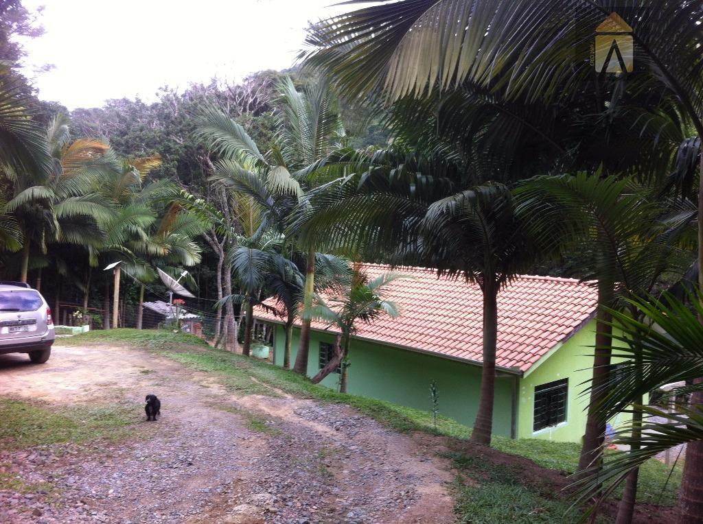 Chácara residencial à venda, Praia do Estaleirinho, Balneário Camboriú - CH0016.