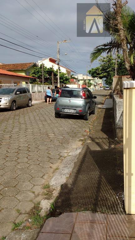 Casa residencial à venda, Centro, Navegantes - CA0345.
