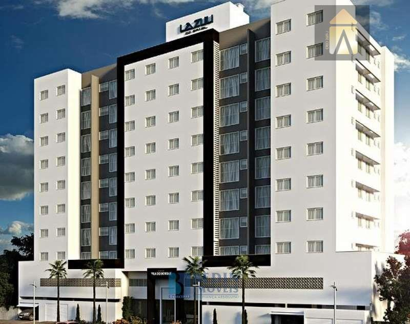 Apartamento residencial à venda, Tabuleiro, Camboriú - AP1075.