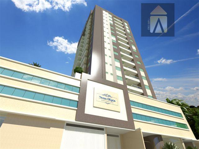 Apartamento residencial à venda, Vila Operária, Itajaí - AP1102.