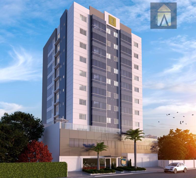 Apartamento residencial à venda, Centro, Itajaí - AP1107.