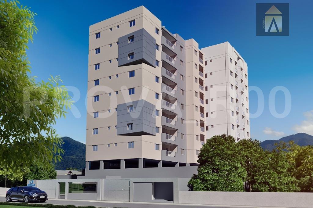 Apartamento residencial à venda, Praia Brava, Itajaí - AP1132.