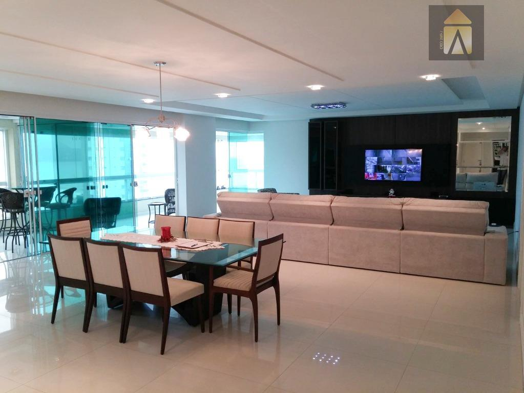 Apartamento residencial à venda, Meia Praia, Itapema - AP1136.