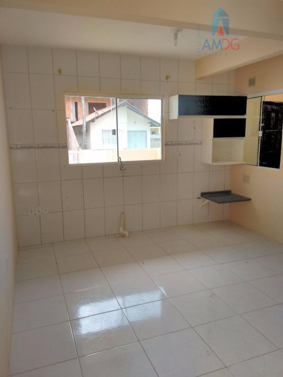 Sobrado residencial para venda e locação, Espinheiros, Itajaí - SO0117.