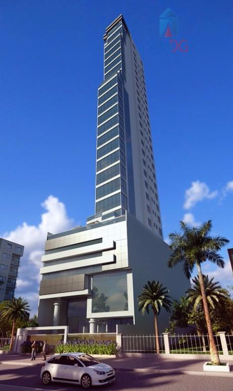 Apartamento residencial à venda, Barra Sul, Balneário Camboriú - AP1198.