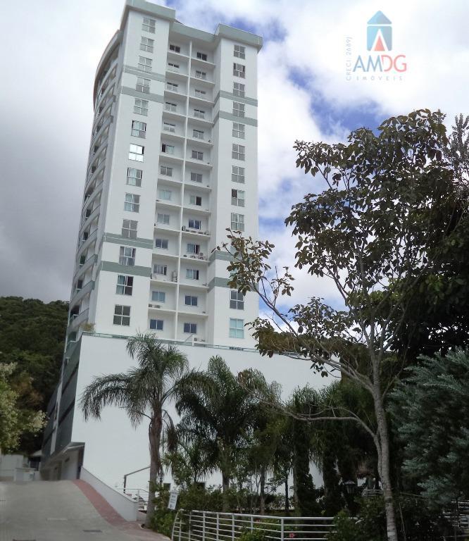 Apartamento residencial para locação, Fazenda, Itajaí - AP1211.