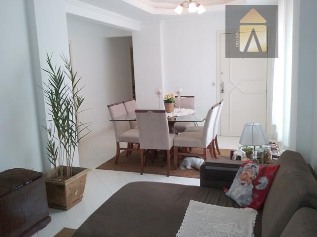 Apartamento residencial à venda, Centro, Balneário Camboriú - AP1218.