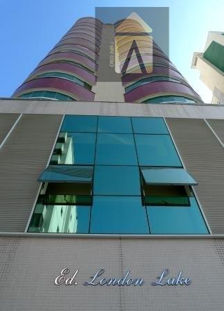 Apartamento residencial à venda, Centro, Balneário Camboriú - AP1219.