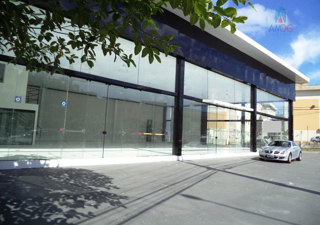 Sala comercial para locação, Fazenda, Itajaí - SA0132.