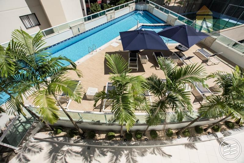 Apartamento residencial à venda, Centro, Balneário Camboriú - AP1235.
