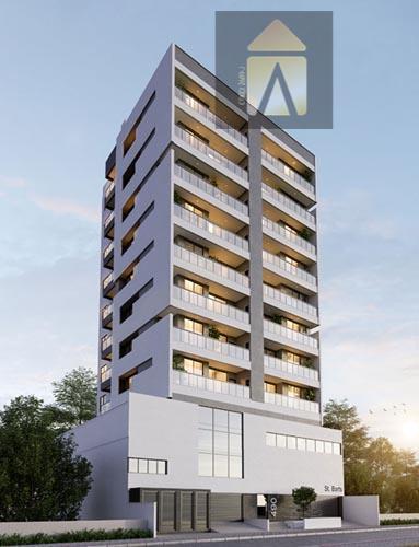 Apartamento residencial à venda, São Judas, Itajaí - AP1257.