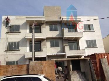 Apartamento residencial à venda, São Vicente, Itajaí - AP1268.