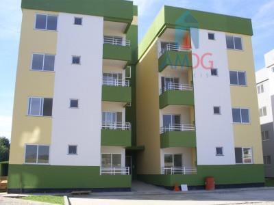 Apartamento residencial para locação, Cordeiros, Itajaí - AP1253.