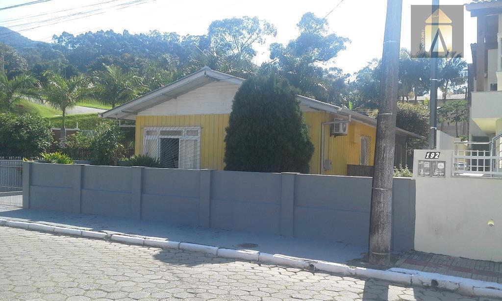 Casa residencial à venda, Fazenda, Itajaí - CA0376.