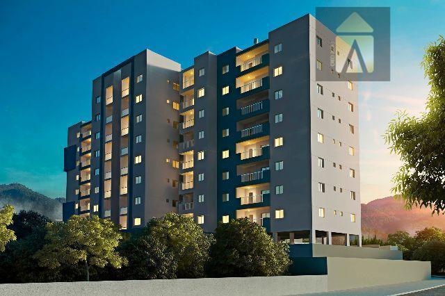 Apartamento residencial à venda, Praia Brava, Itajaí - AP1302.