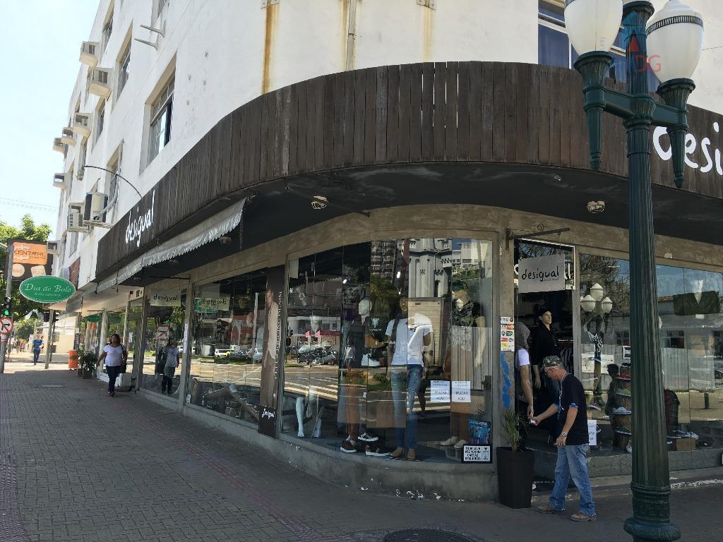 Sala comercial para locação, Centro, Itajaí - SA0085.