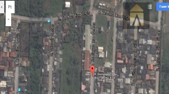 terreno com 200,00 m2  muradopronto para construir.aceita proposta