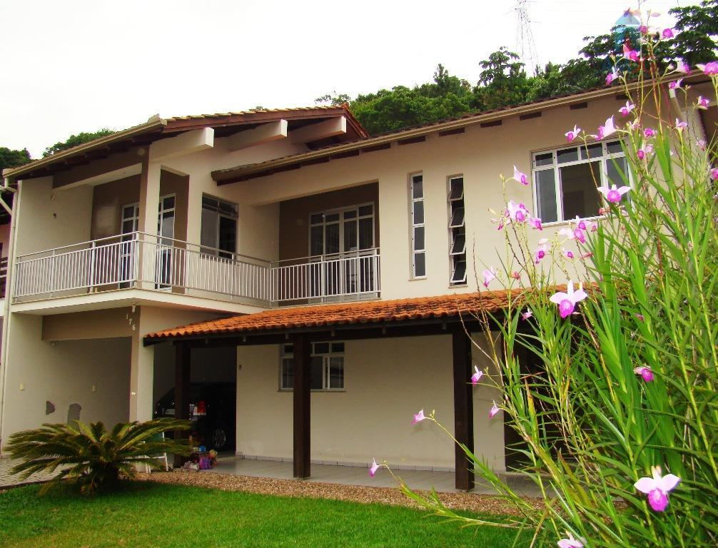 Casa residencial para venda e locação, Ressacada, Itajaí - CA0381.