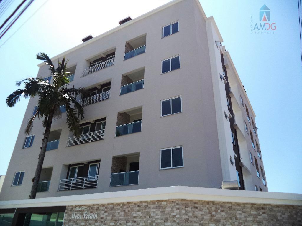 Apartamento  residencial para locação, Vila Operária, Itajaí.