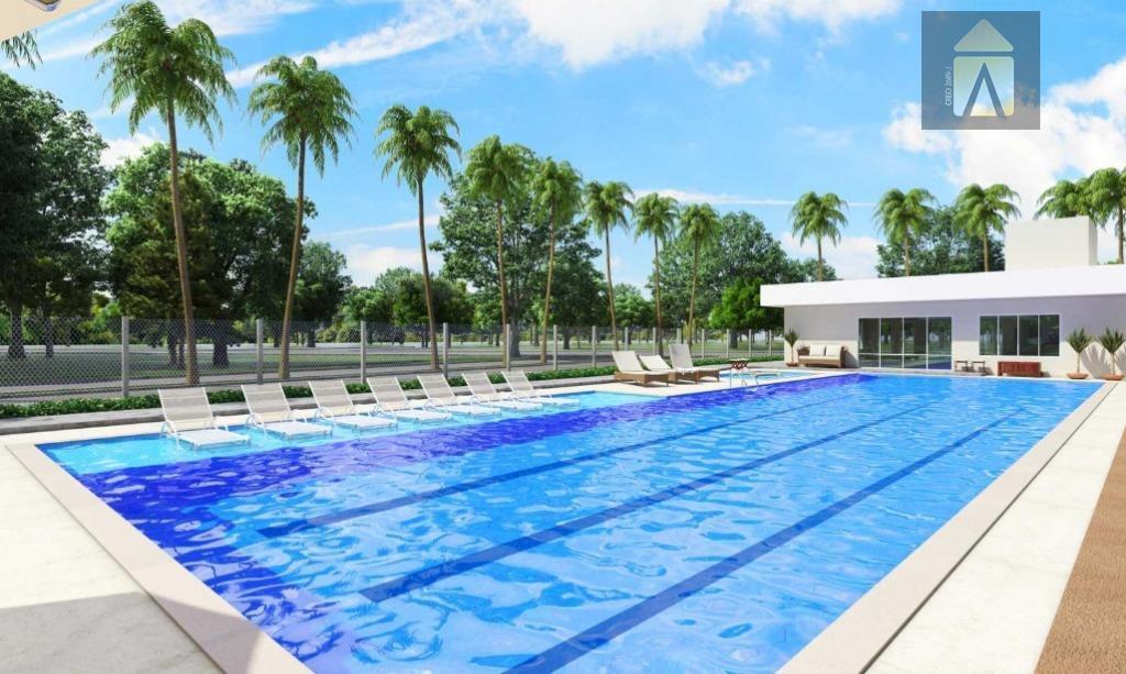 Apartamento residencial à venda, Itaipava, Itajaí.