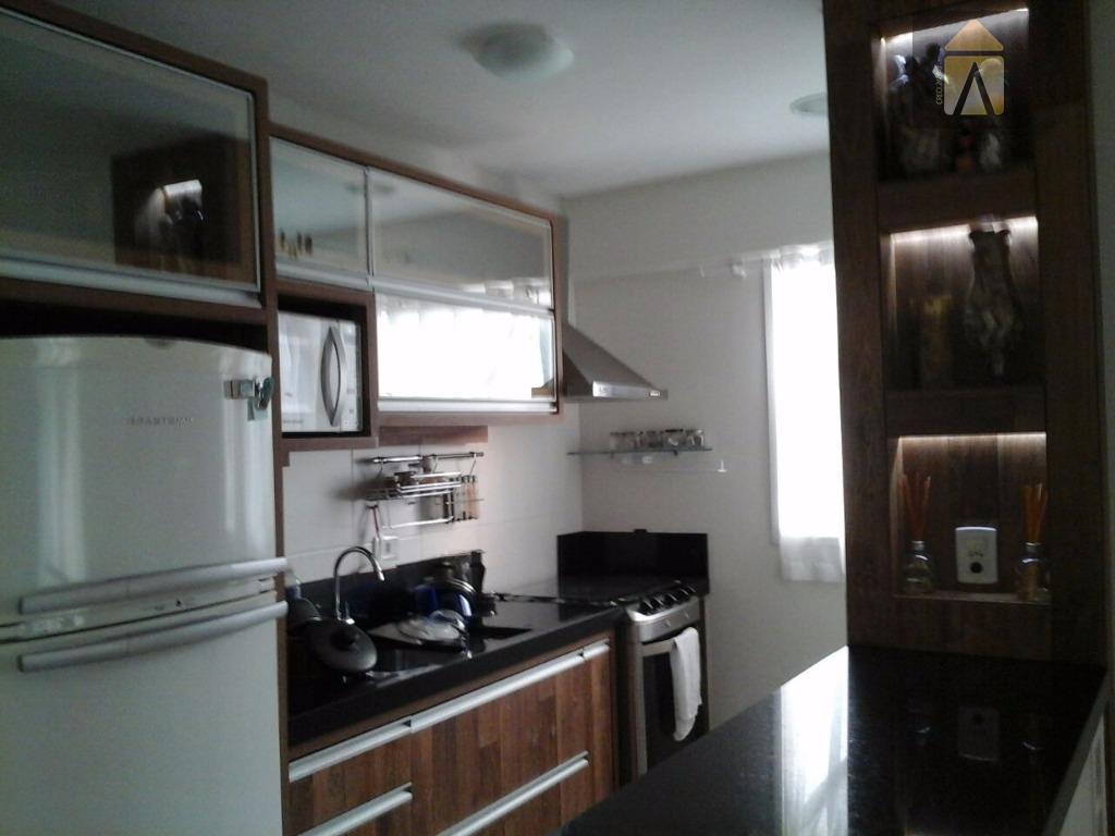 Apartamento residencial à venda, Nossa Senhora de Guadalupe, Itajaí - AP1387.