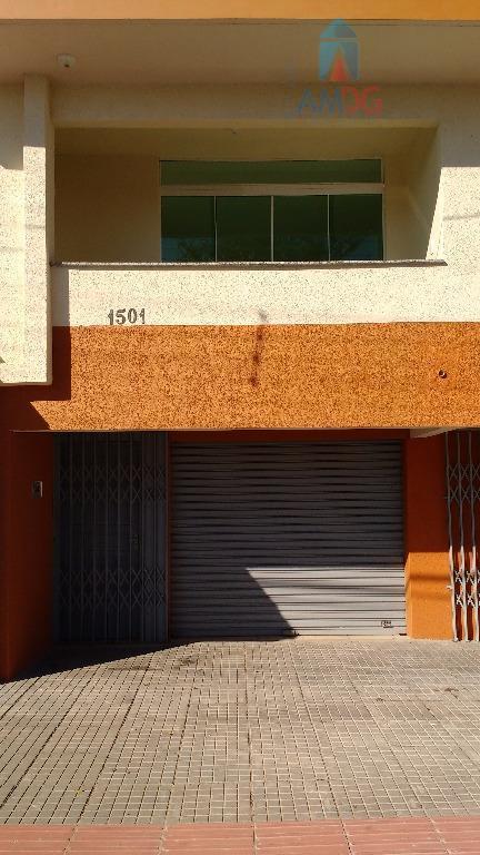 Casa residencial para locação, São Vicente, Itajaí - CA0394.