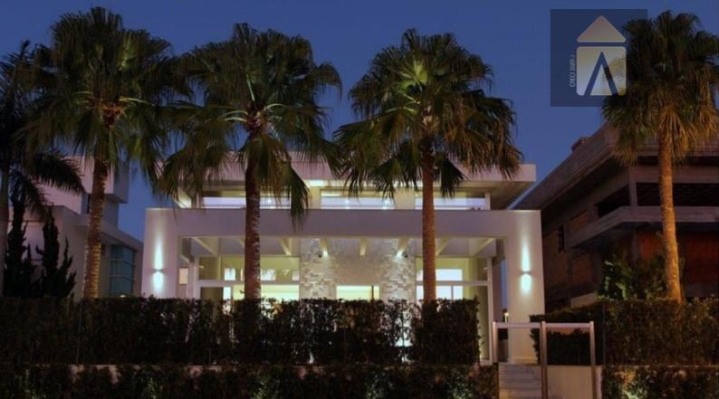 Casa residencial à venda, Jurerê Internacional, Florianópolis - CA0399.