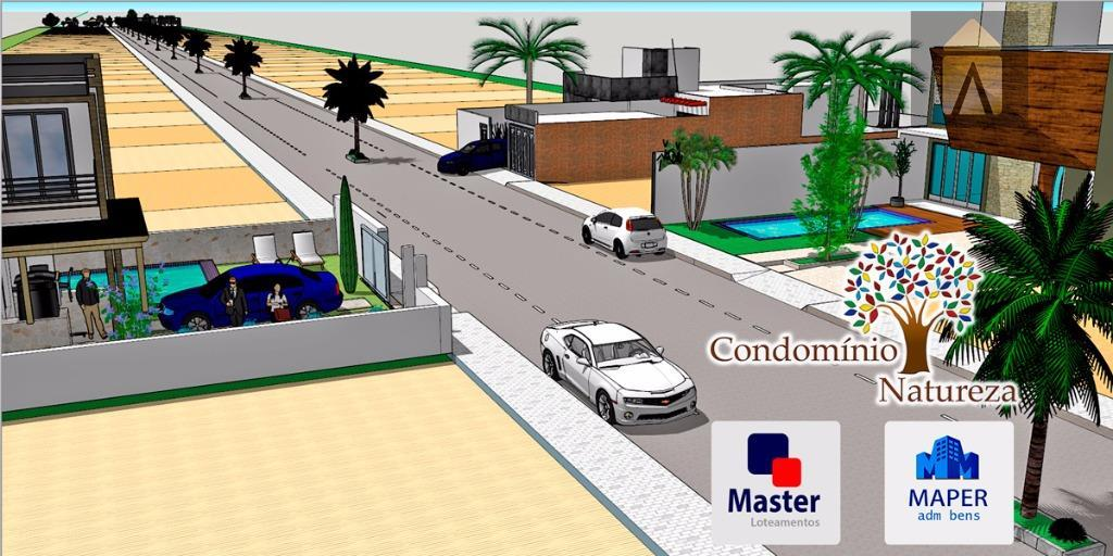 barbada ! terreno em condomínio fechado no bairro itaipava com infraestrutura completa, água mineral, energia, esgoto,...
