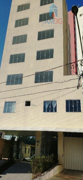 Apartamento residencial para locação, Centro, Itajaí - AP1409.
