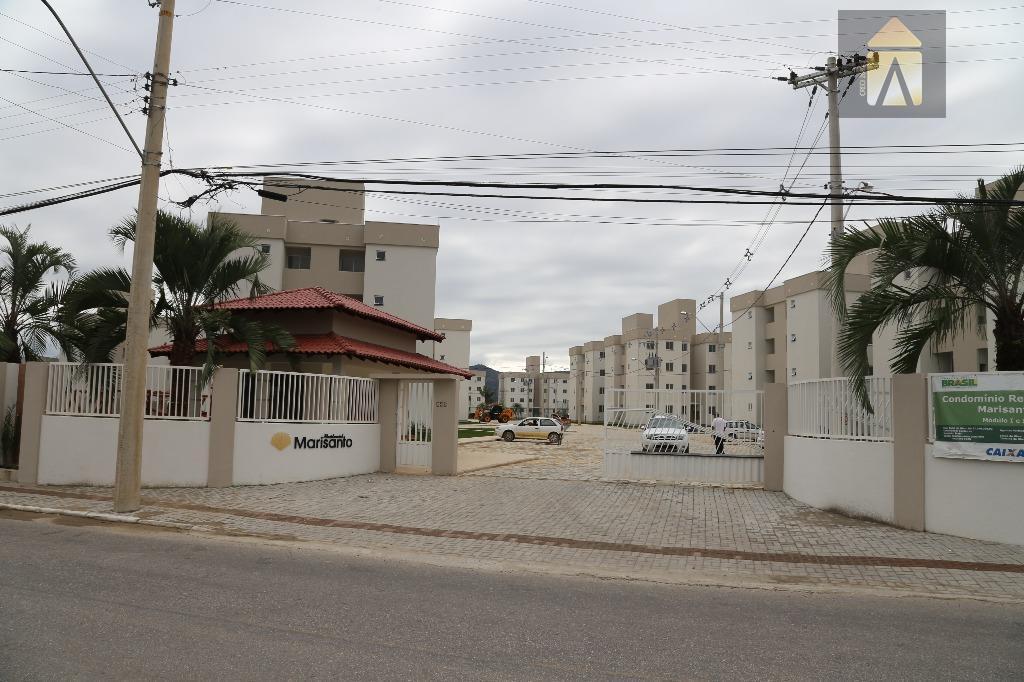 Apartamento residencial à venda, Cordeiros, Itajaí.