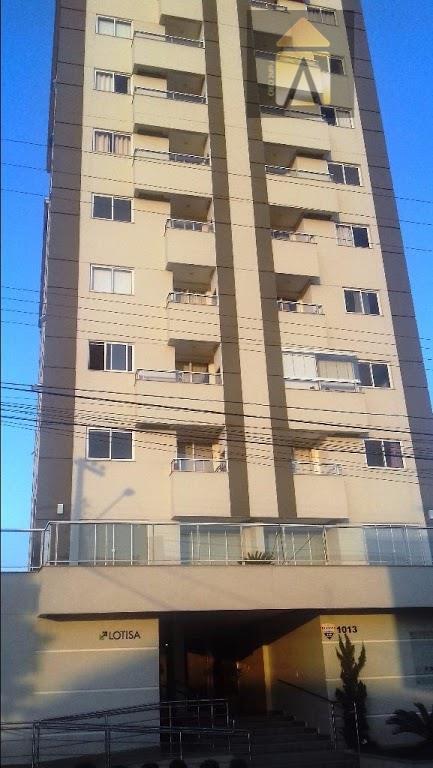 Apartamento residencial à venda, São Vicente, Itajaí - AP0462.
