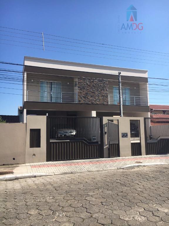 Sobrado residencial para locação, São Vicente, Itajaí - SO0143.