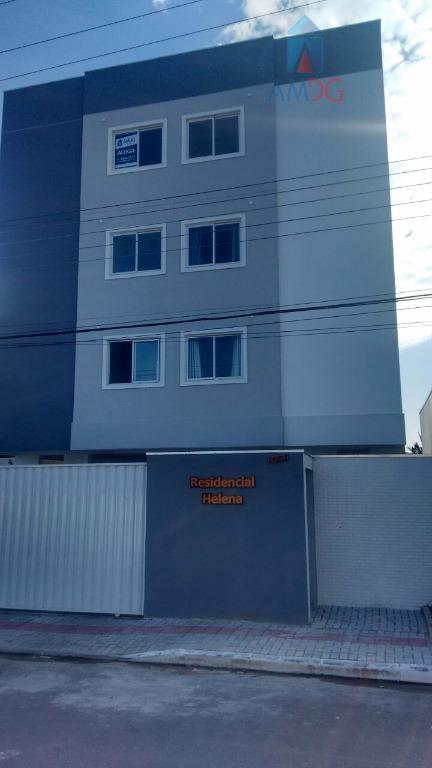 Apartamento residencial para locação, São Vicente, Itajaí - AP1497.