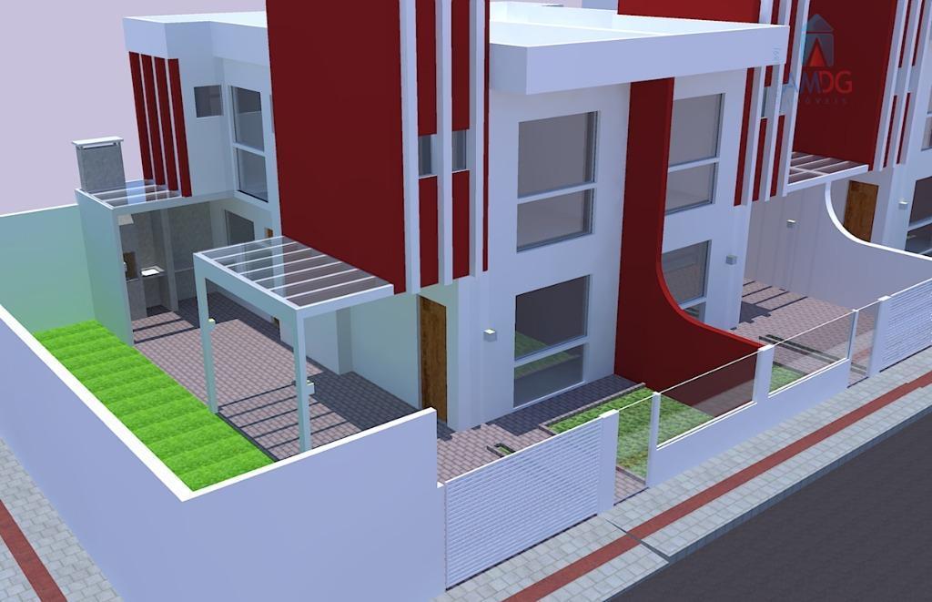 Sobrado  residencial à venda, Cidade Nova, Itajaí.