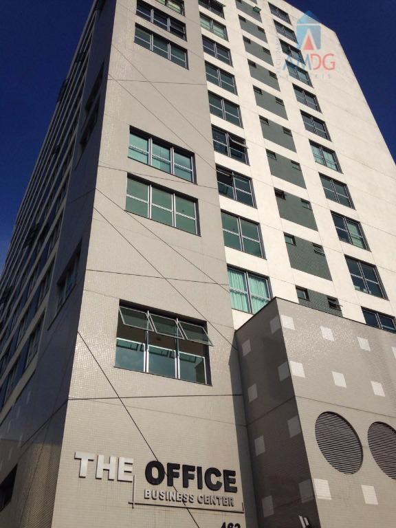 Sala comercial para venda e locação, Centro, Itajaí - SA0133.