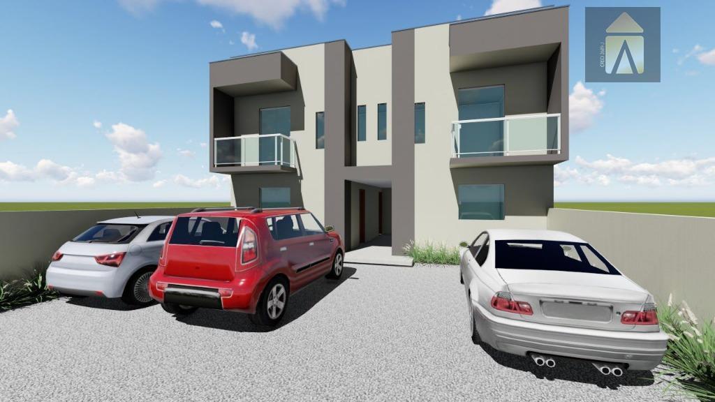 Sobrado residencial à venda, Espinheiros, Itajaí - SO0091.