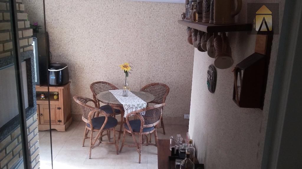 Casa residencial à venda, Santa Regina V, Camboriú - CA0419.
