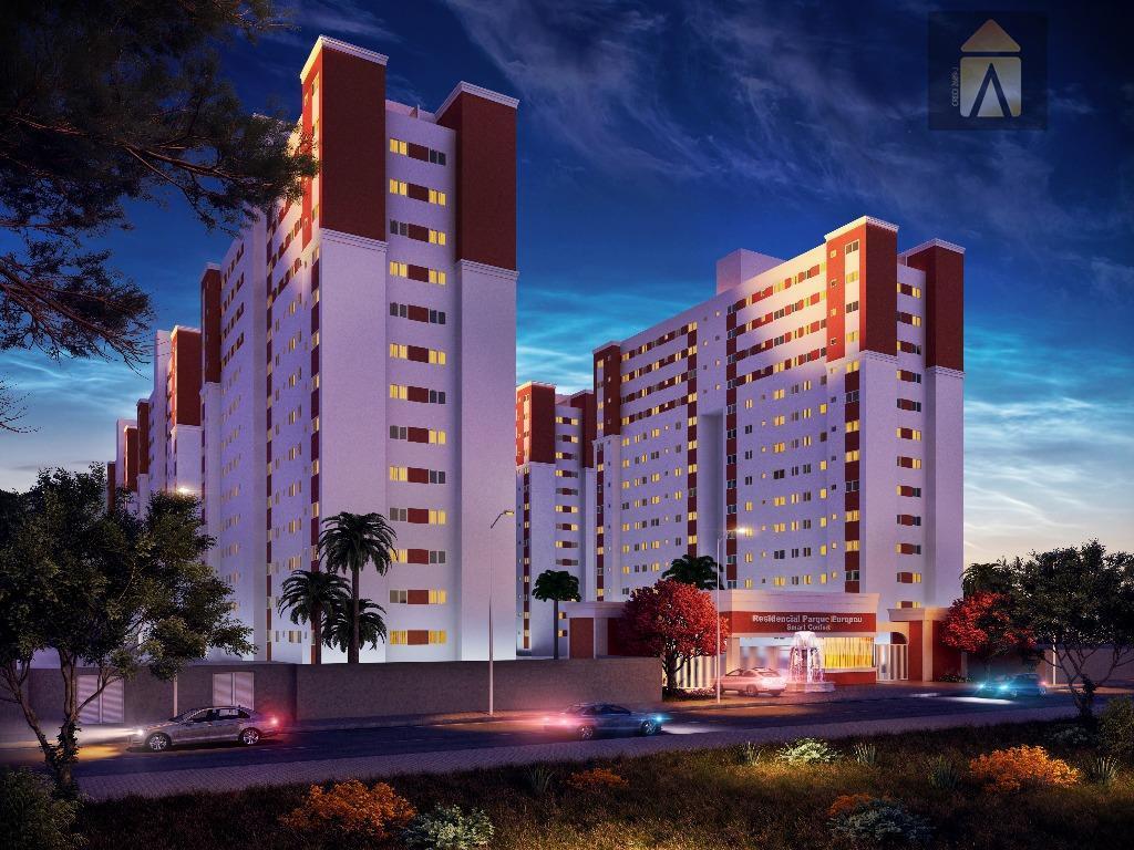 Apartamento residencial à venda, Carvalho, Itajaí - AP1519.