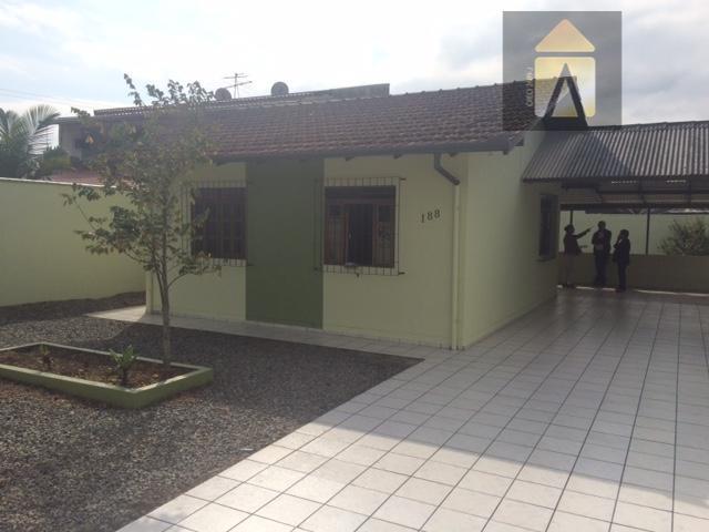 Casa dois dormitórios, Cidade nova, Itajaí