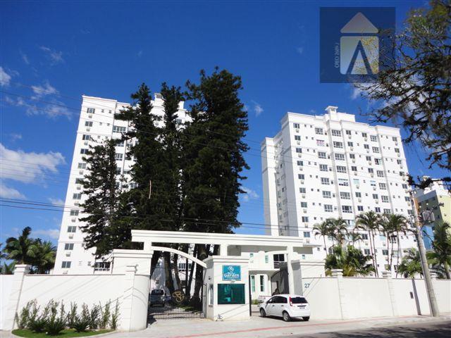 Apartamento residencial à venda, Barra do Rio, Itajaí - AP1539.