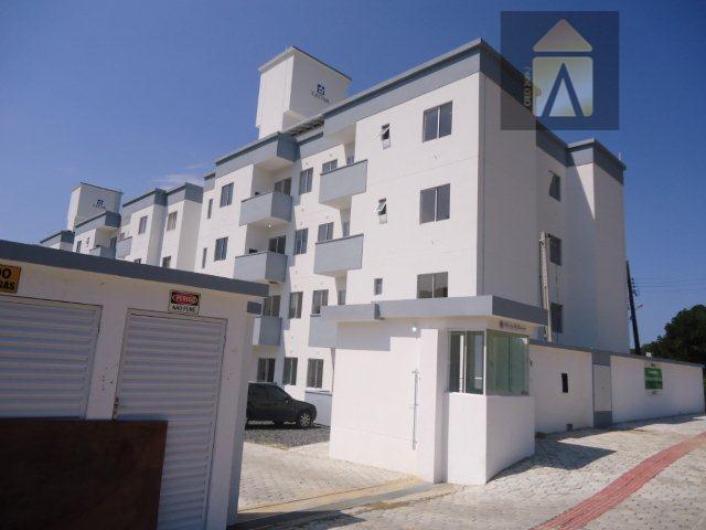 Apartamento residencial para locação, Espinheiros, Itajaí.