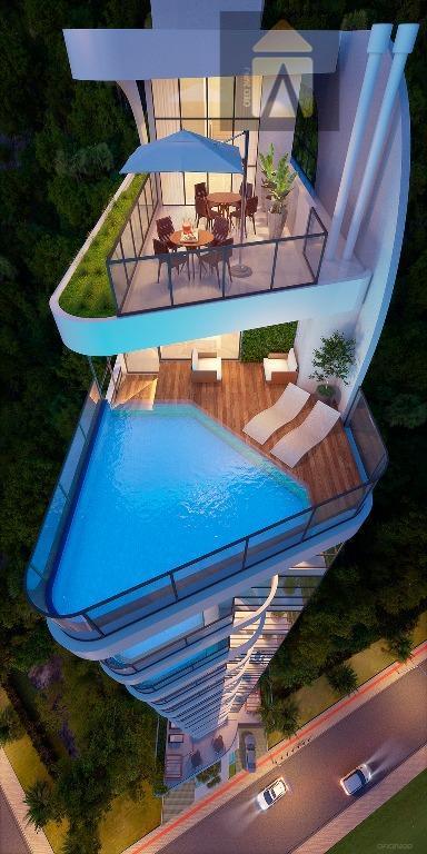 Apartamento Duplex residencial à venda, Fazenda, Itajaí.