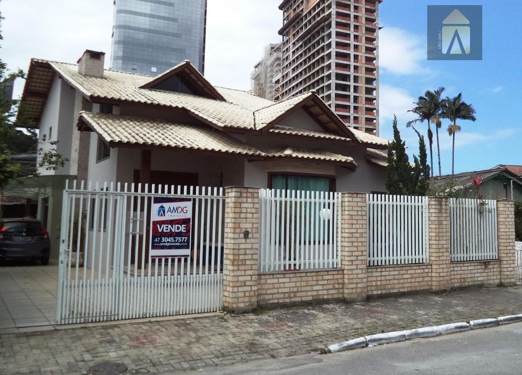Casa residencial à venda, Balneário Santa Clara, Itajaí - CA0453.
