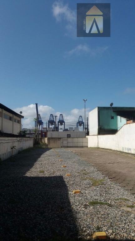 Terreno comercial para venda e locação, Centro, Itajaí.