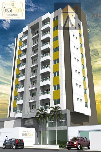 Apartamento residencial à venda, Tabuleiro, Camboriú.