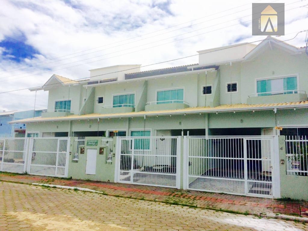 Sobrado residencial à venda, Ressacada, Itajaí.