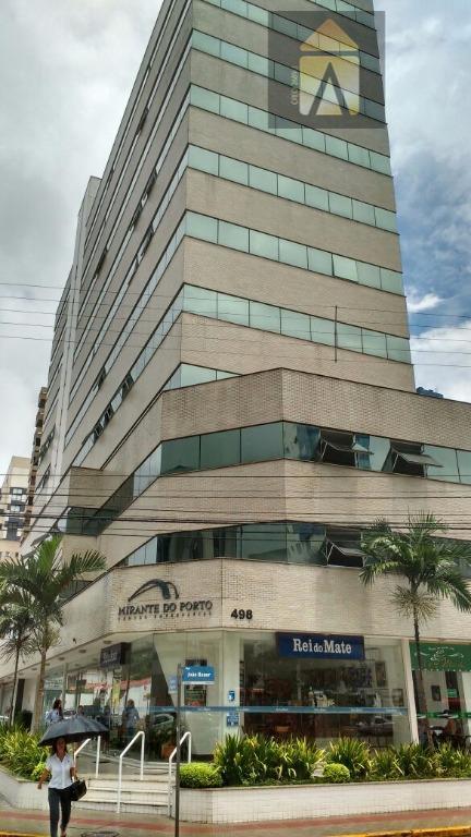 Sala comercial para venda e locação, Centro, Itajaí.